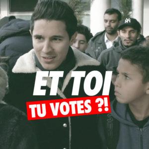 ET TOI TU VOTES ?! COCORICO